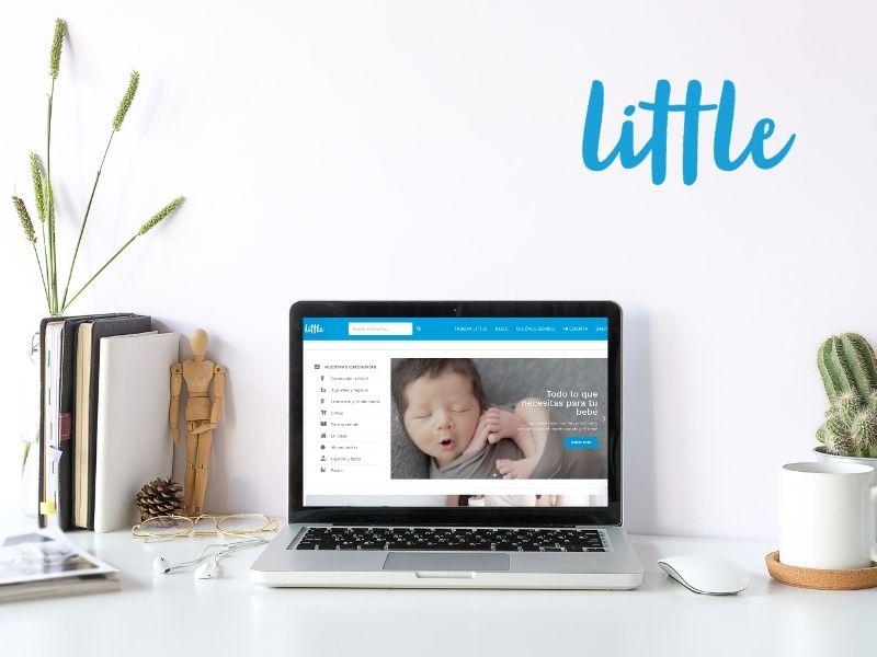 tienda on line bebé