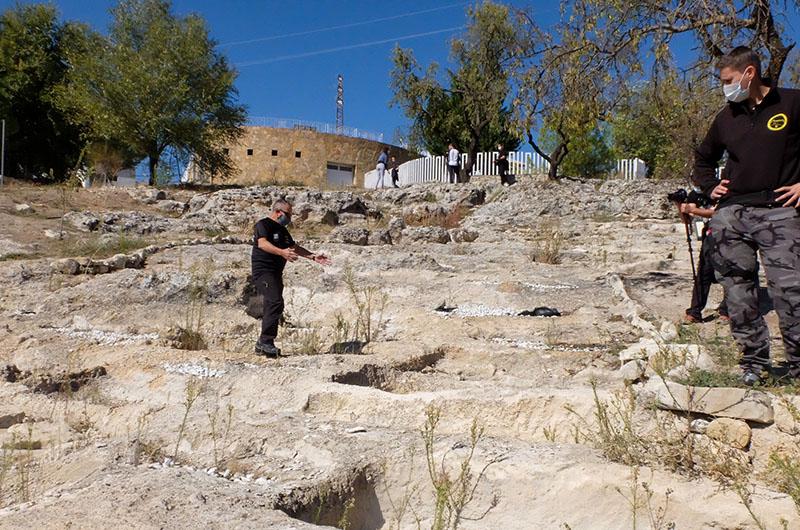 conjunto arqueológico Tozar