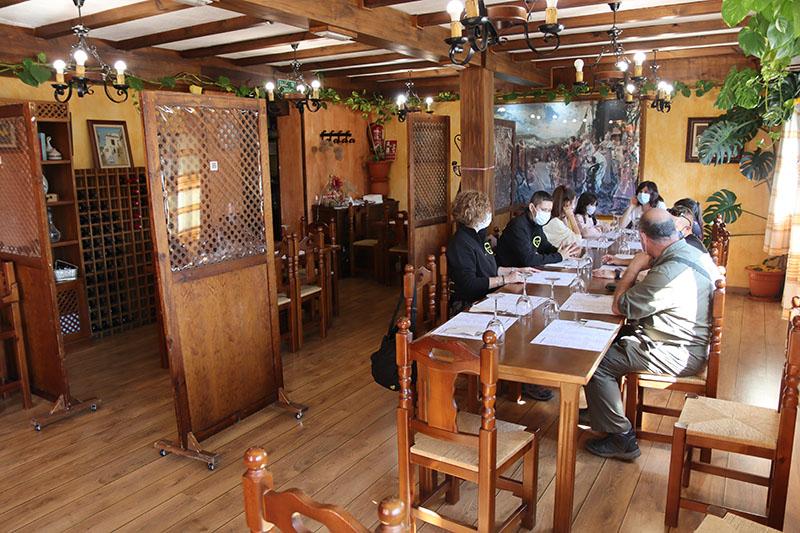restaurante Moclín