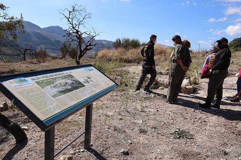 restos arqueológicos Tozar