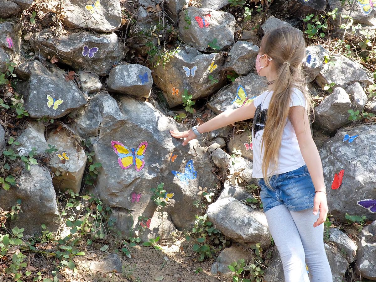land art Zafarraya