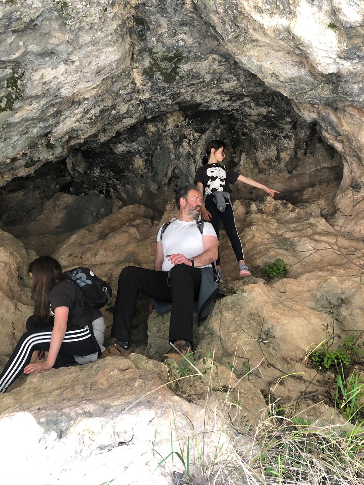cueva carchita Beas Granada