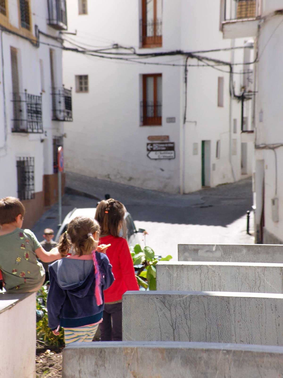 lavaderos Güéjar Sierra Turismo