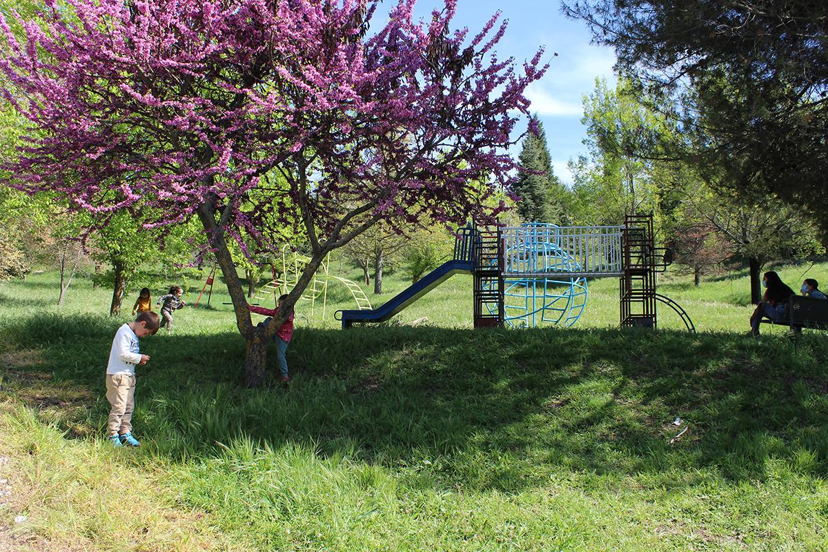 mejor parque infantil Beas Granada