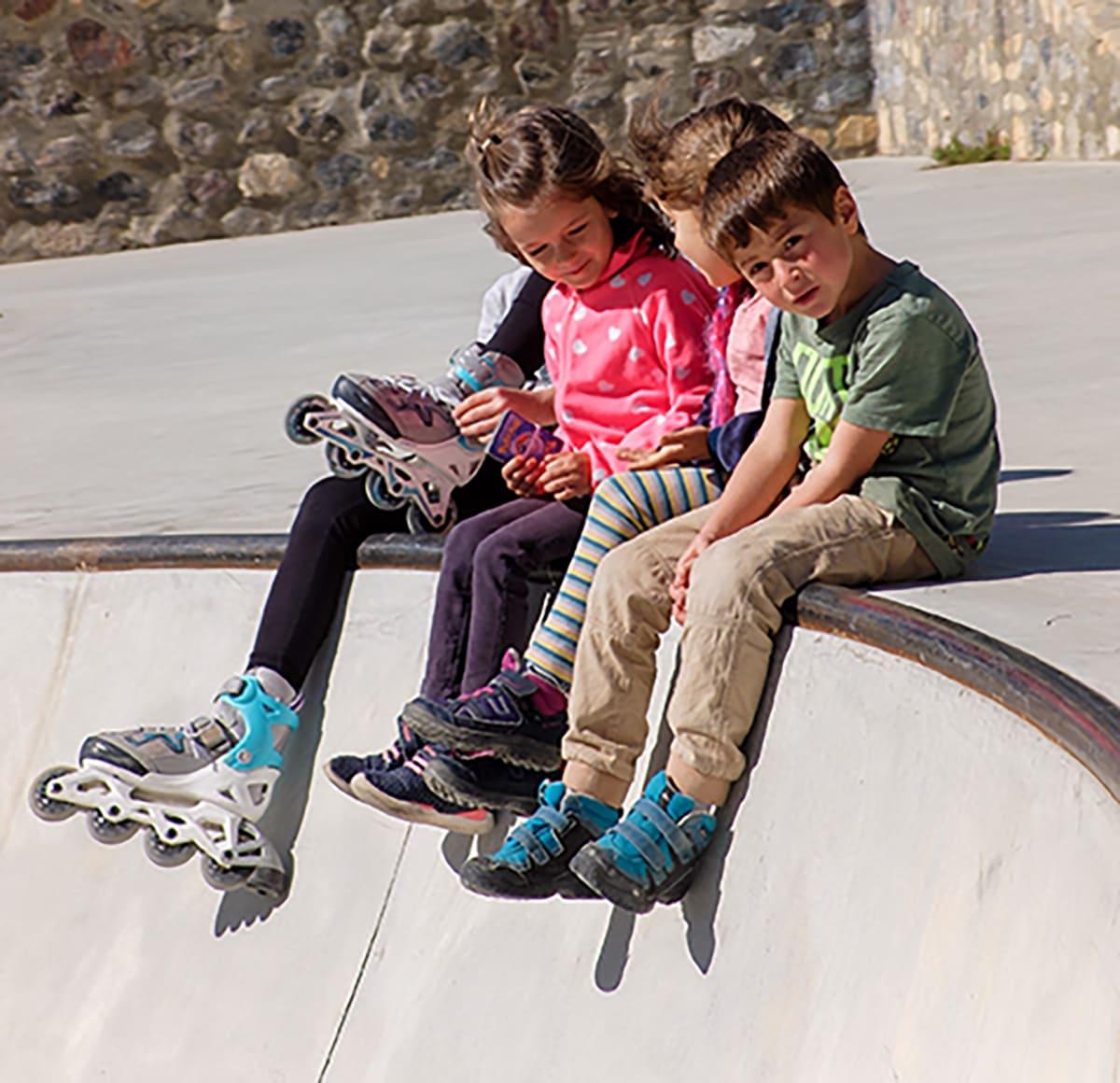 mejor parque skate Granada