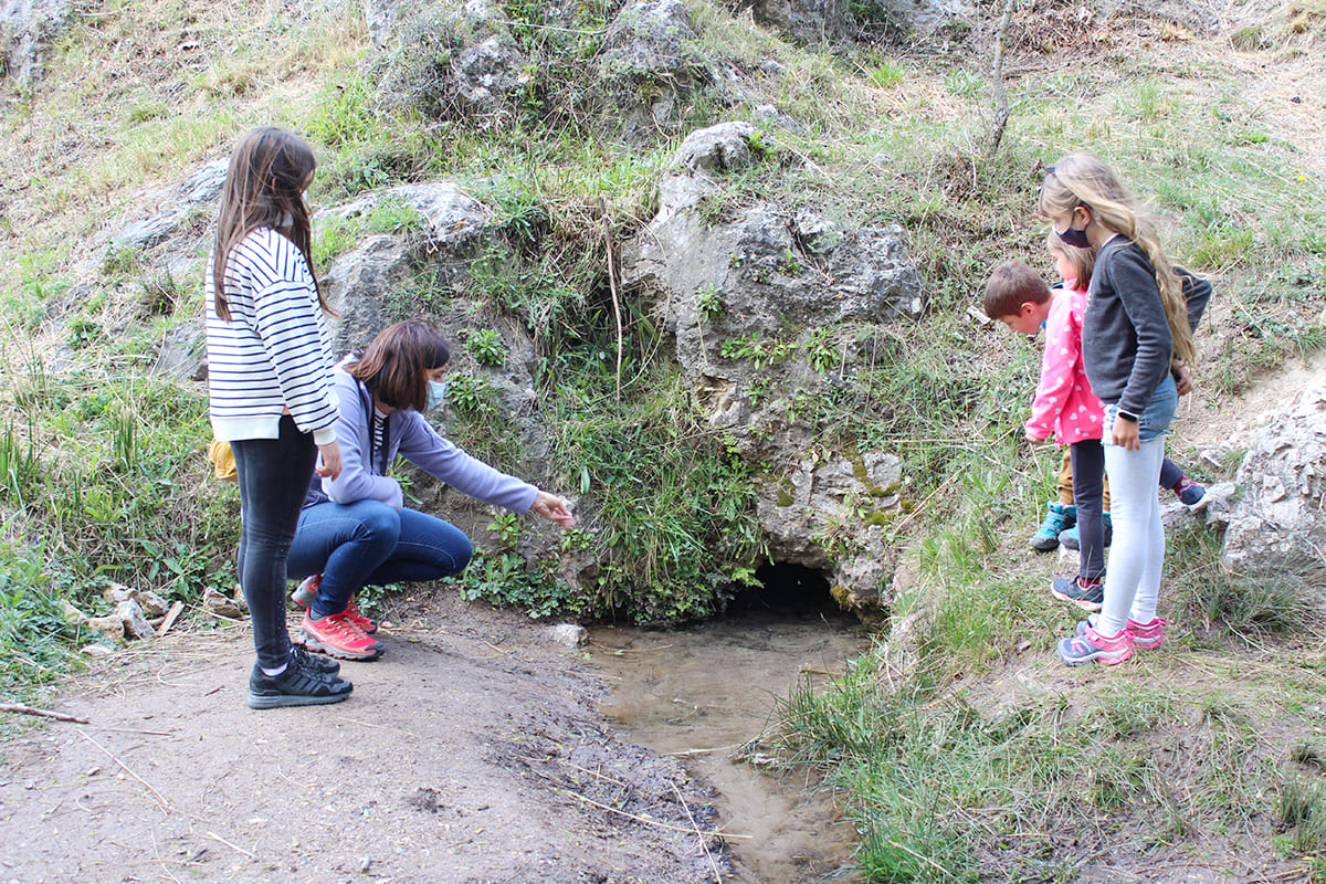 nacimiento Río Darro