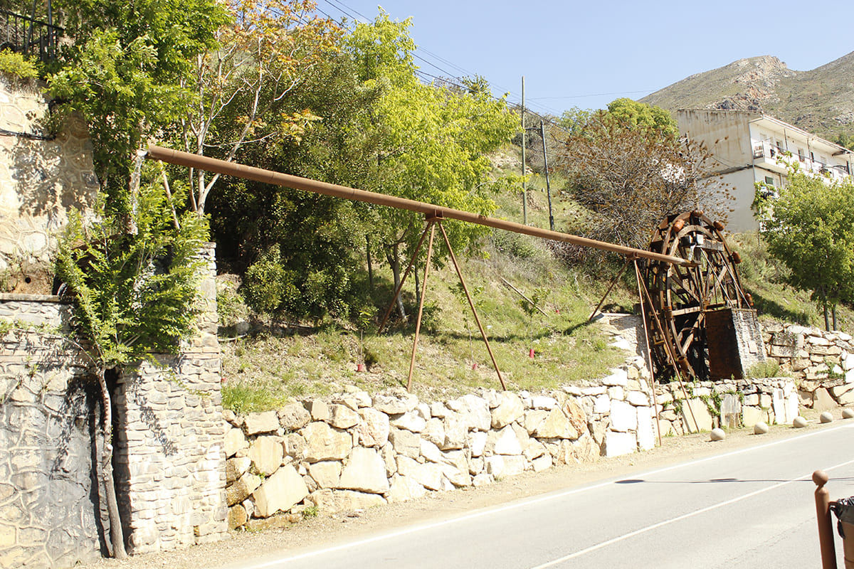 noria Güéjar Sierra