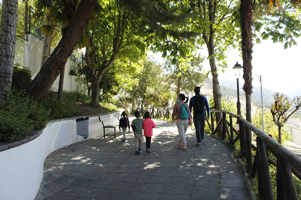 parque Güéjar Sierra