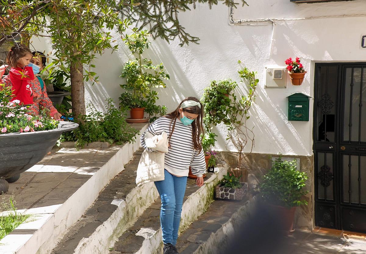 paseos Güéjar Sierra