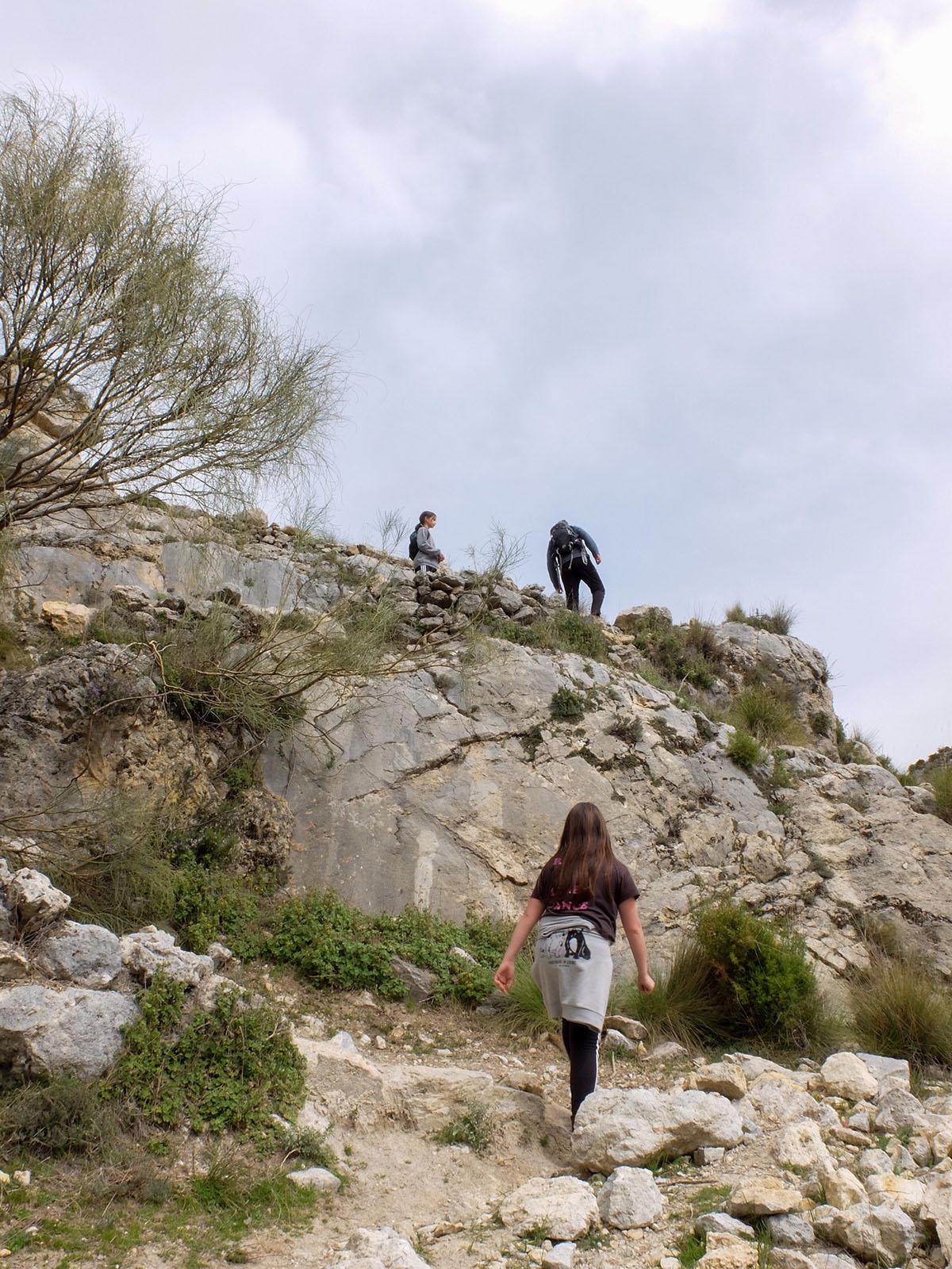 senderismo-granada-diques-Beas-Granada