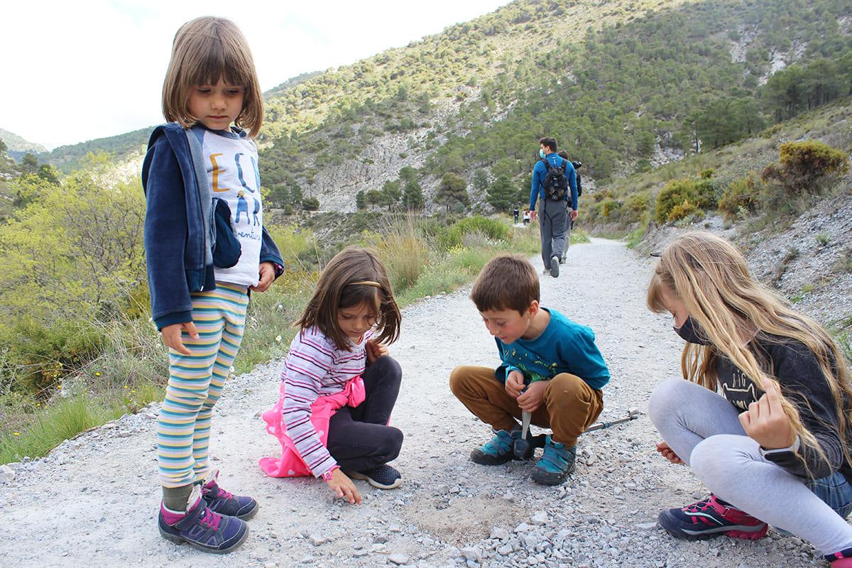 turismo familiar Huétor Santillán