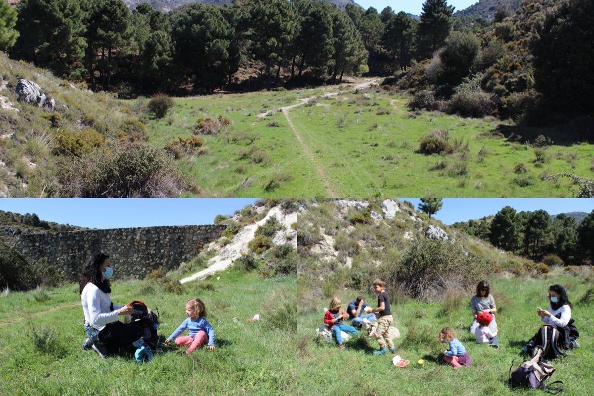 zona ocio Beas Granada familias