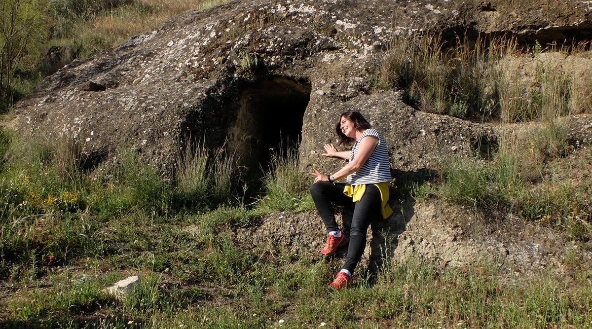 ejemplo casas cueva Dúdar Granada