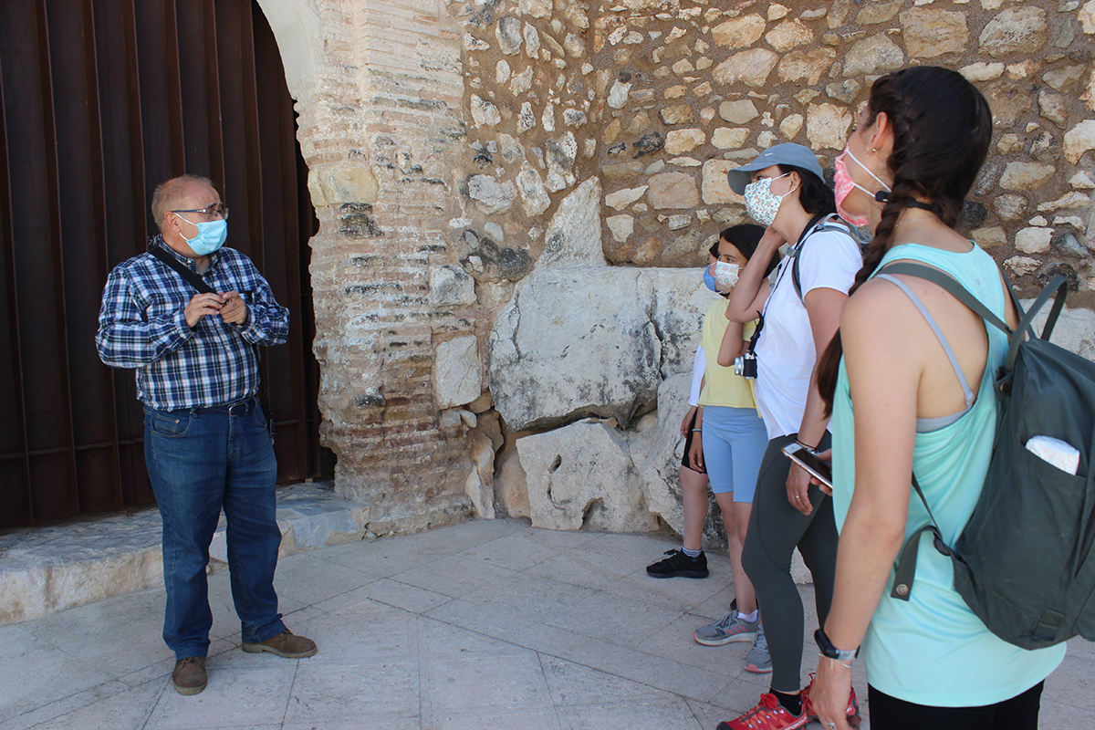 Guía turismo Castillo Íllora