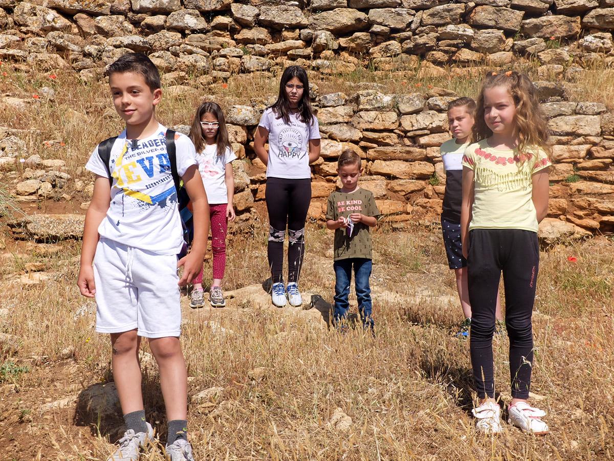 turismo familiar Granada Fuentes de Cesna