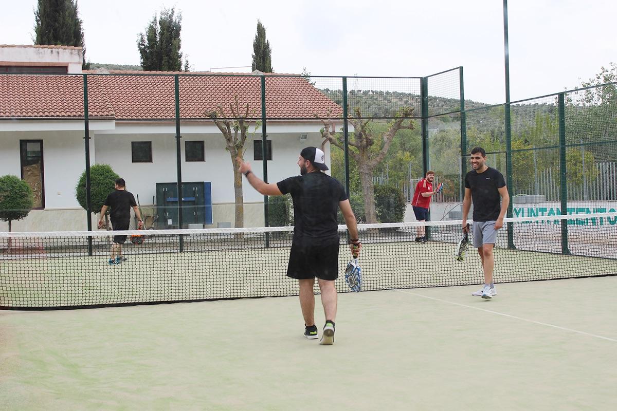 polideportivo Calicasas