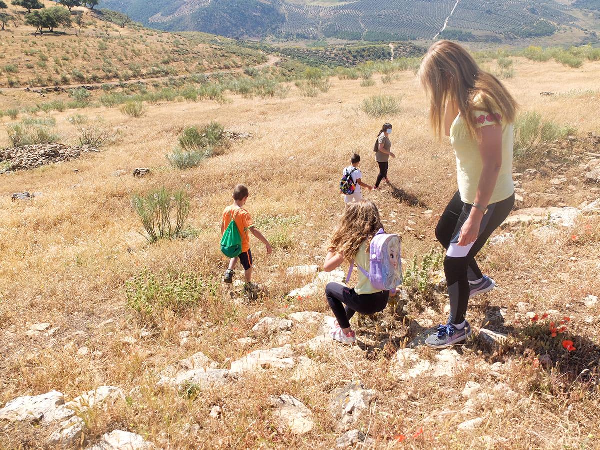 planes con niños Granada
