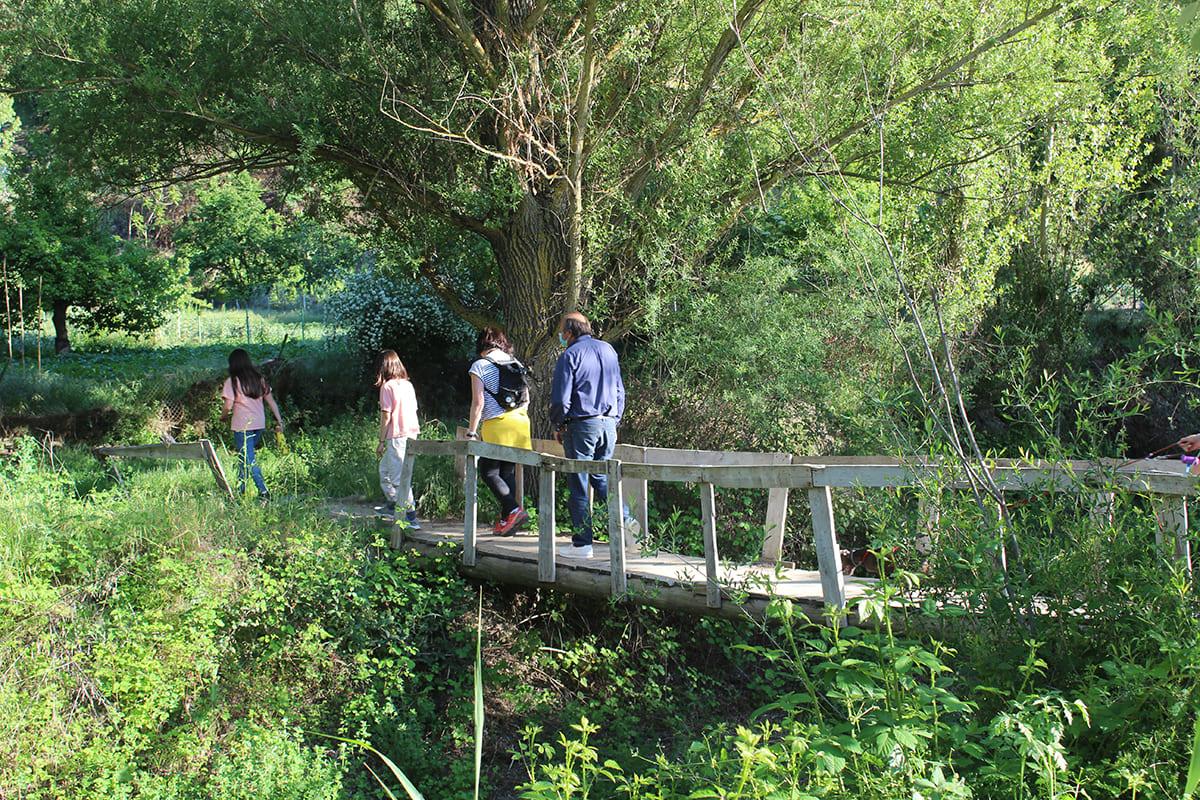 paseo río Dúdar turismo familiar