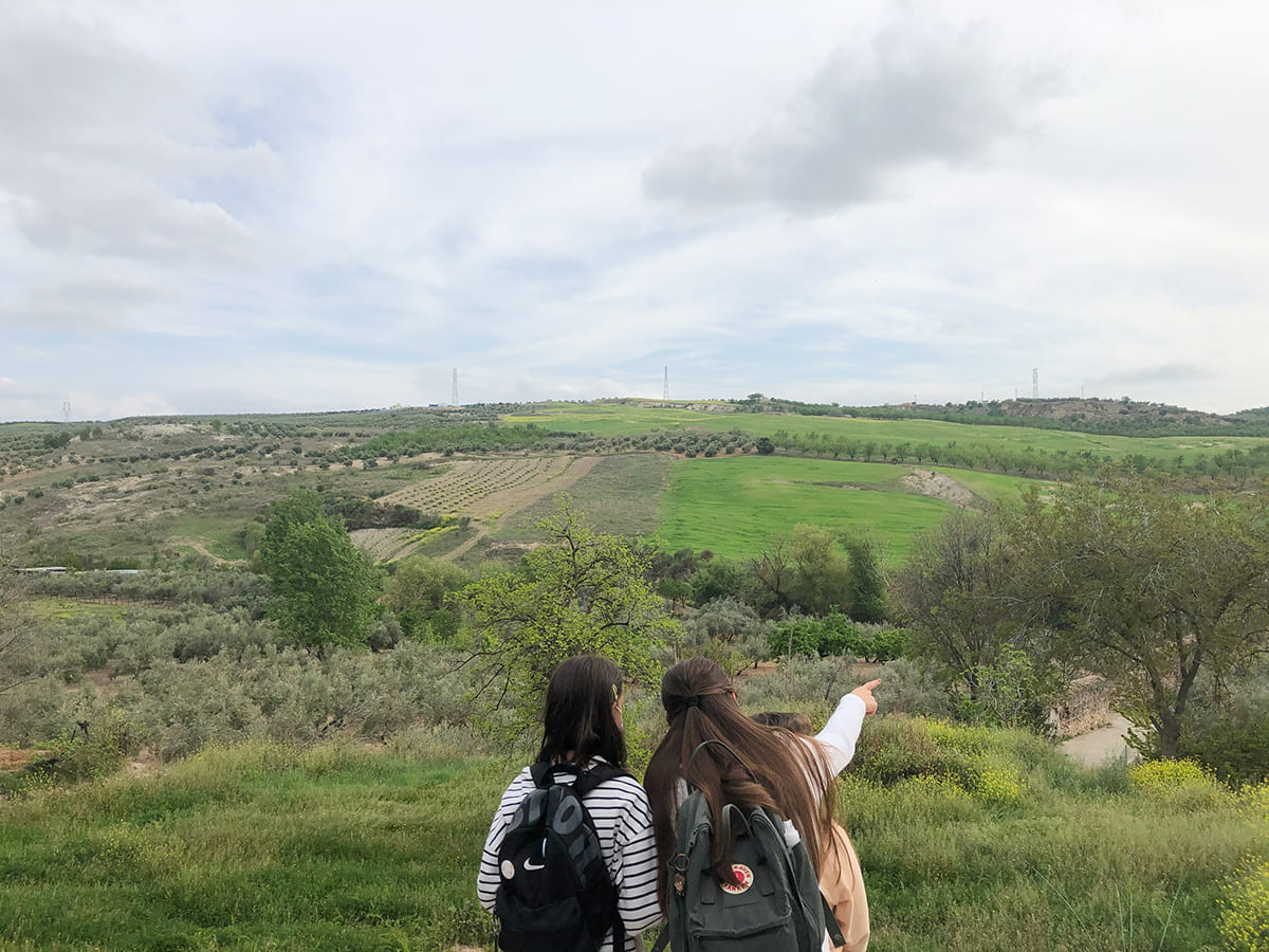 turismo familiar Calicasas Granada