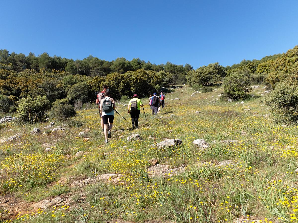 turismo de naturaleza íllora Granada
