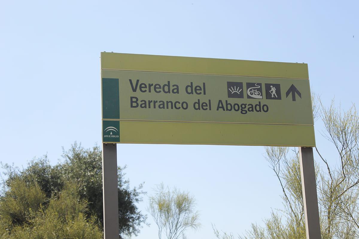 Vereda Barranco del Abogado