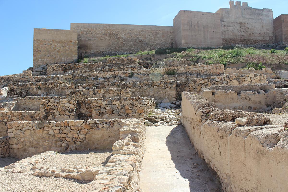 visita Castillo íllora