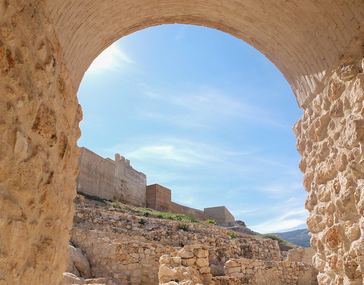 restauración Castillo Íllora turismo