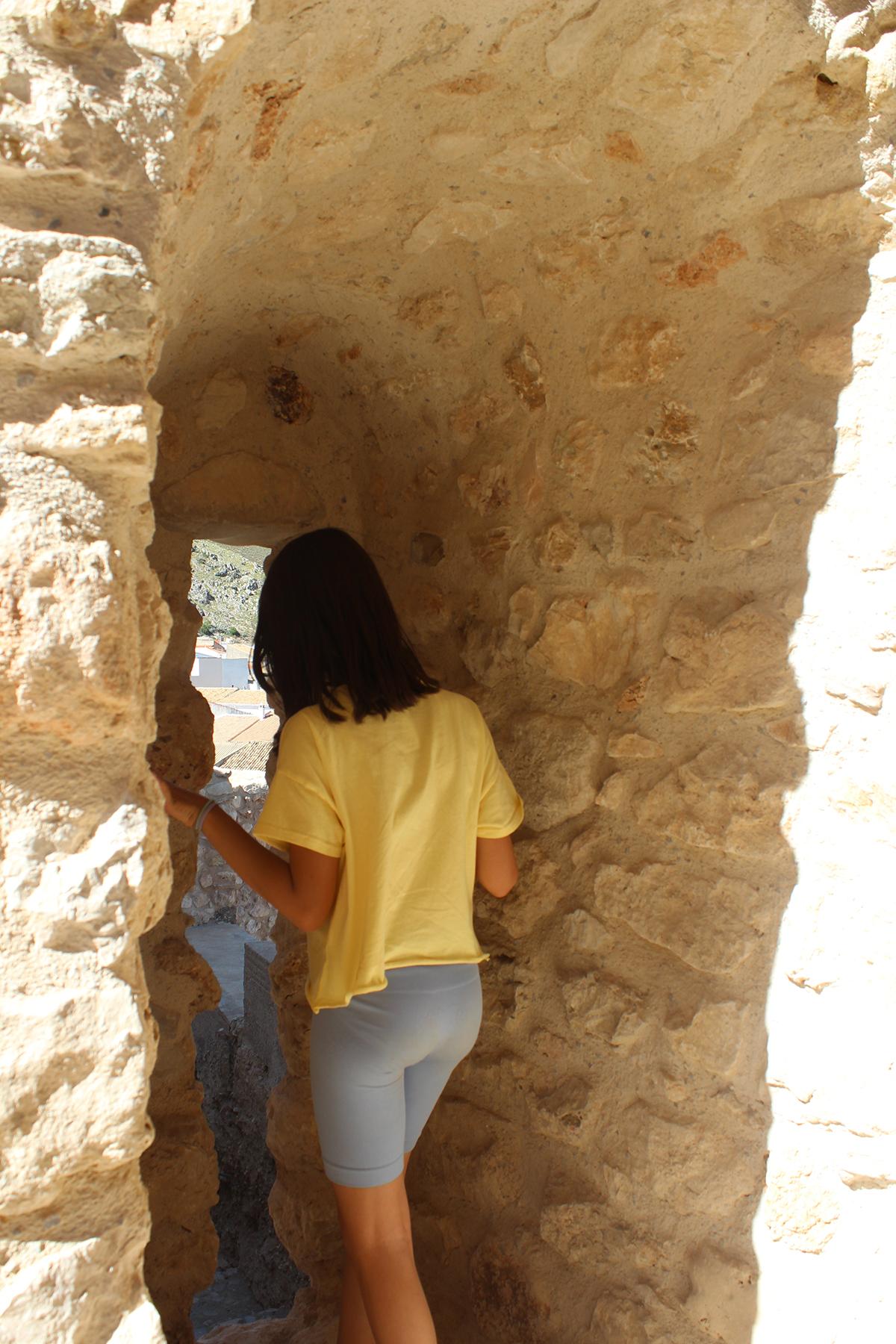 visita con niños Castillo Íllora