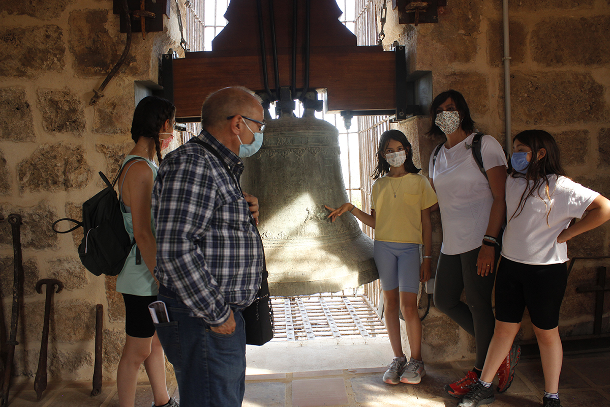 visita guiada Iglesia íllora