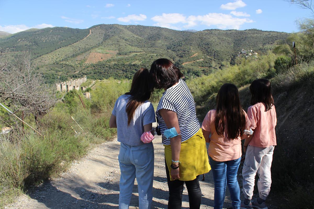 Vistas Canal Franceses Dúdar Granada