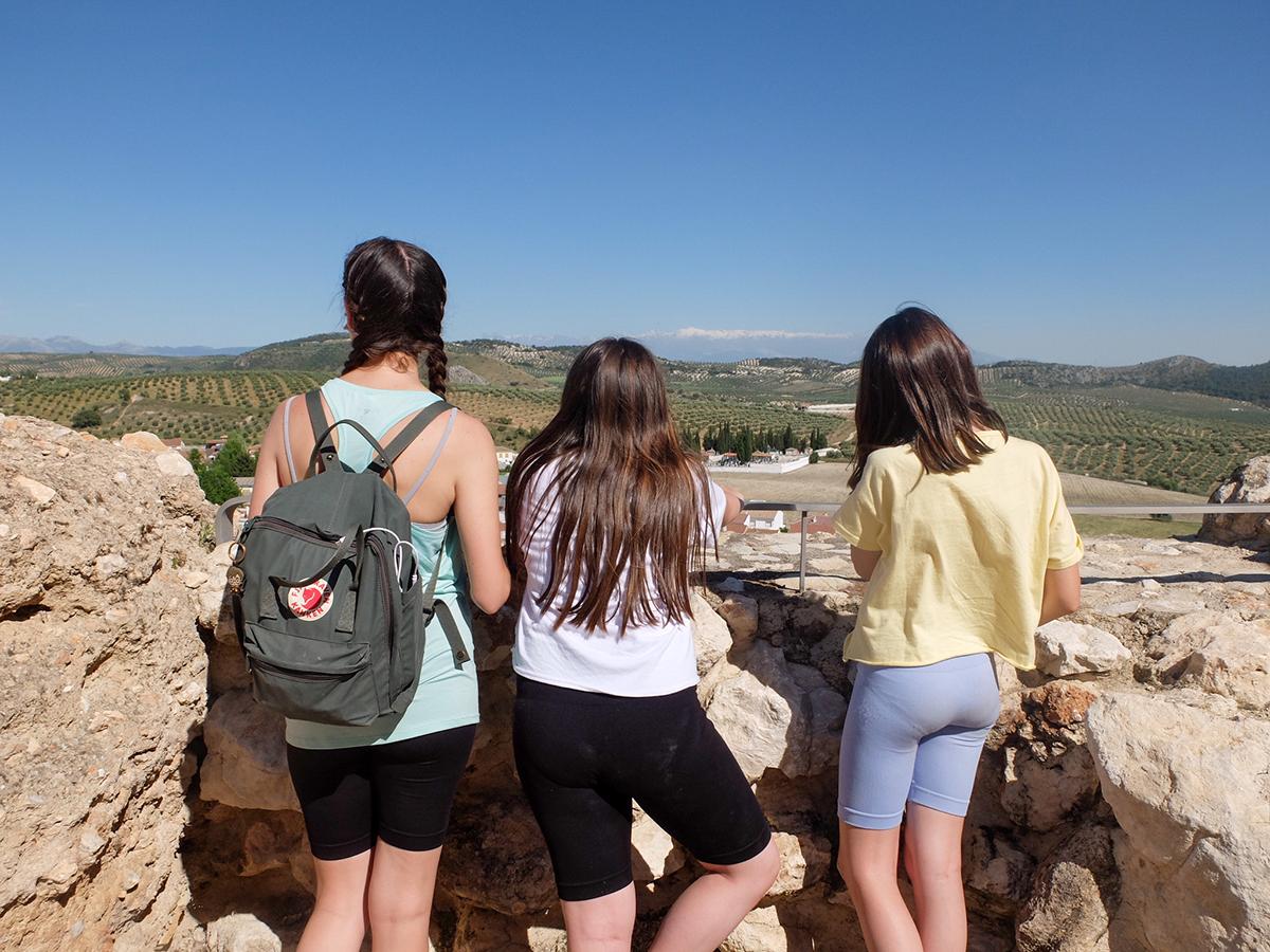 Vistas Castillo íllora