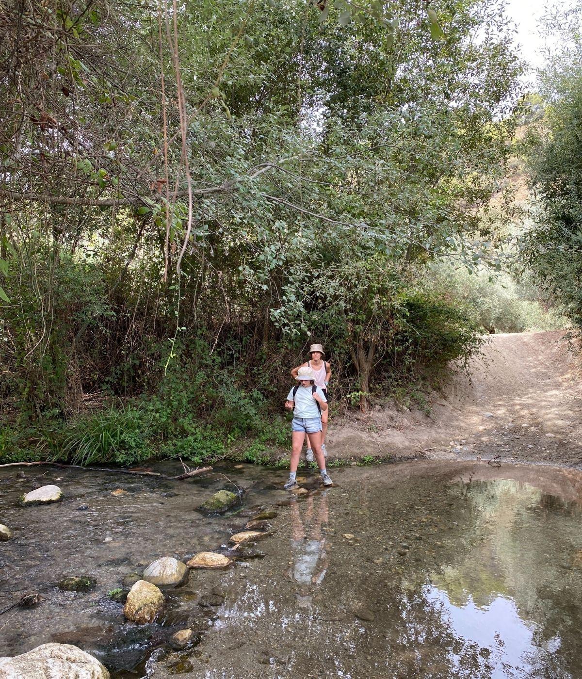 Cruce Río Beas
